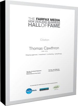 Thomas Cawthron