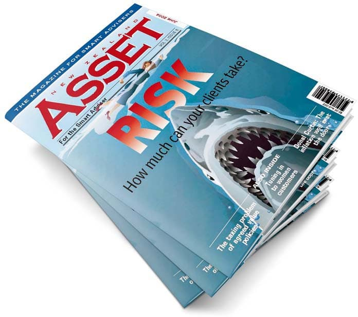 ASSET Magazine JAWS branding and layout