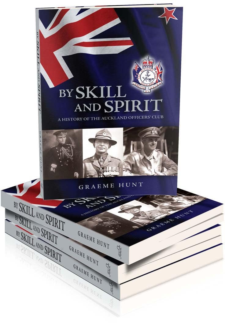 By Skill and Spirit book by Graeme Hunt