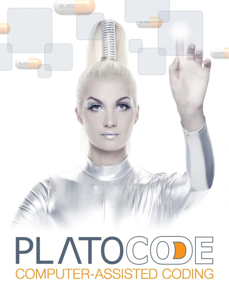 platocode medical graphic design