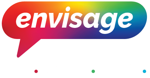 envisage logo transparent