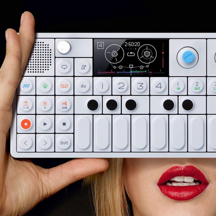 OP1 keyboard