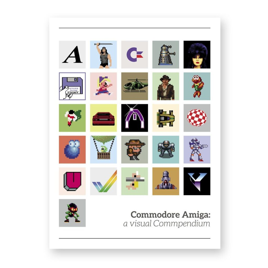 Amiga book front cover