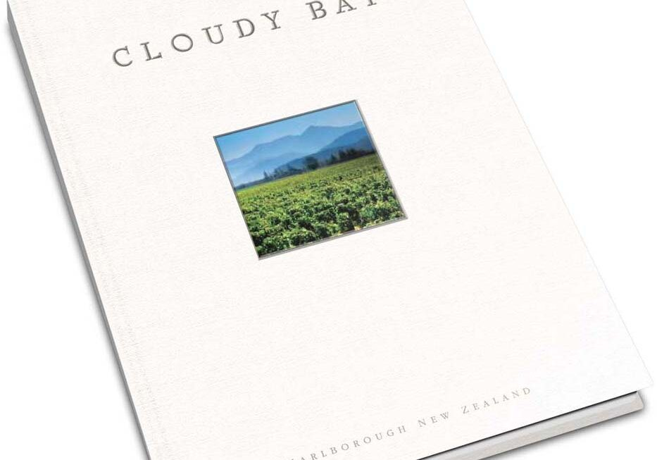 Cloudy Bay NZ branding