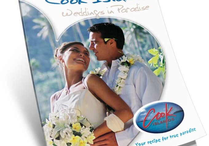 Cook Islands weddings brochure