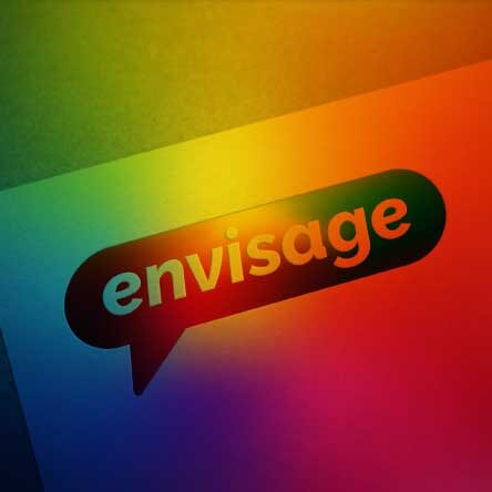 Envisage design nz logo