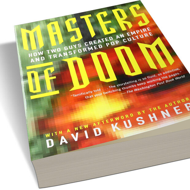 masters of doom book cover