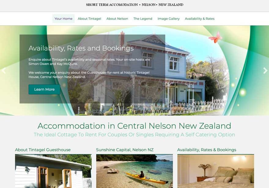 tintagel at envisage nelson nz