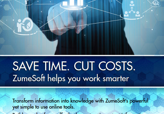 Zumesoft NZ poster layout indesign